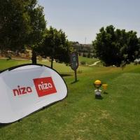 Niza Móviles patrocina la II Edición del Torneo de Golf del Grupo GTA