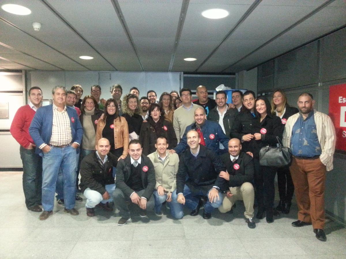 El martes día 6 de noviembre tuvo lugar Boxes 2012